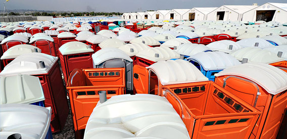 Champion Portable Toilets in Sandy, UT